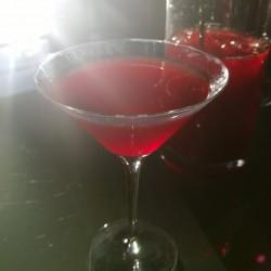 Bergamot Martini